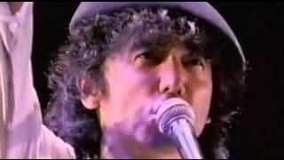麗蘭 LIVE 1992 @日清パワーステーション 『HUSTLE』 ・仲井戸麗市 (...