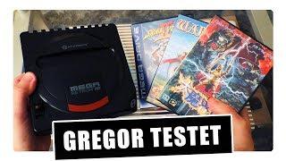 Gregor testet Mega Retron HD, die Mega Drive HDMI-Konsole inkl. Tanglewood (Review / Test)