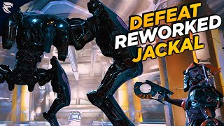 Warframe: How to deḟeat the Reworked Jackal