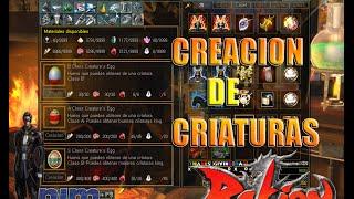 "Rakion - Creacion de Criaturas ""Clase S"" & ""Clase B"""