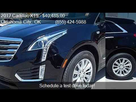 2017 cadillac xt5 base 4dr suv for sale in oklahoma city ok youtube. Black Bedroom Furniture Sets. Home Design Ideas