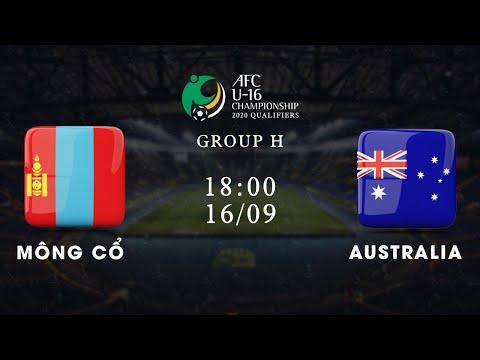 Trực tiếp | Mông Cổ - Australia | Vòng loại U16 châu Á 2020 | NEXT SPORTS