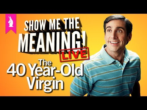 The 40-Year-Old Virgin: You CAN'T Tell These Jokes Anymore – Show Me The Meaning! LIVE