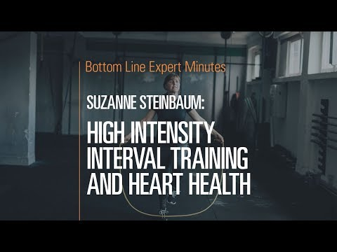 High Intensity Interval Training and Heart Health
