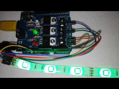 Arduino AnalogWrite Tutorial Example