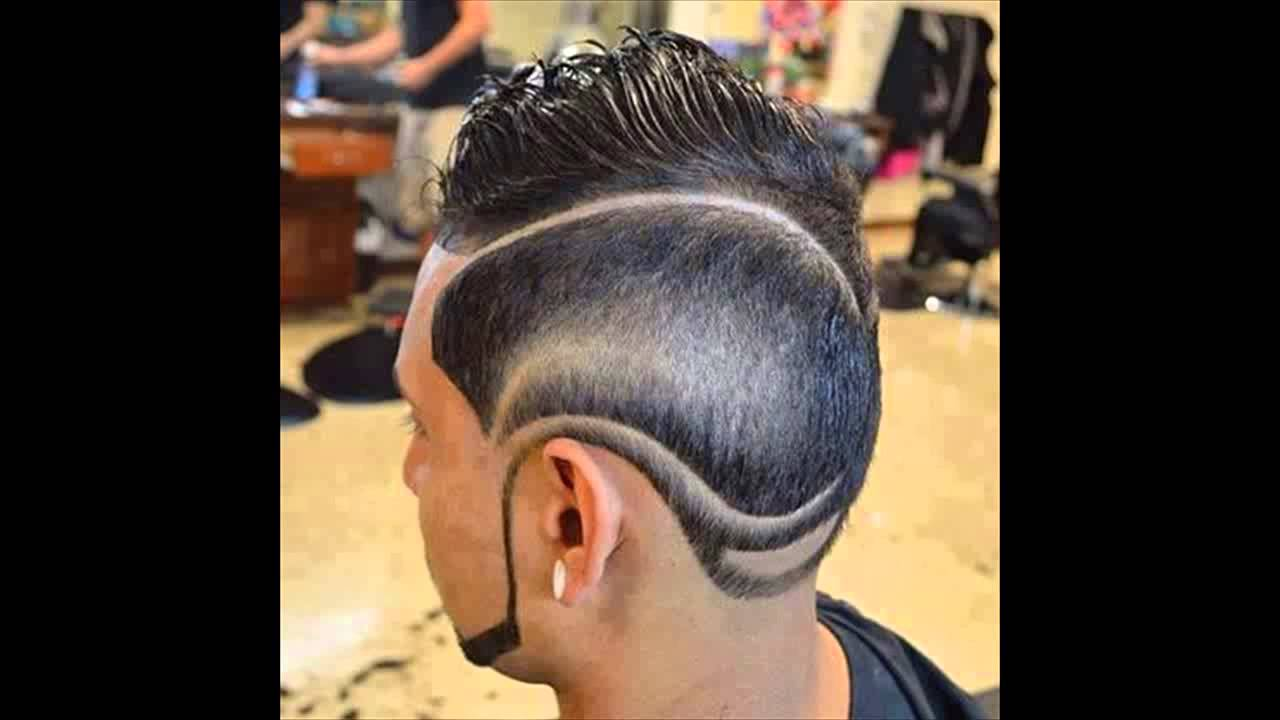 Finger Wave Hair Styles: New Finger Waves Short Hairstyle Fashion For Men