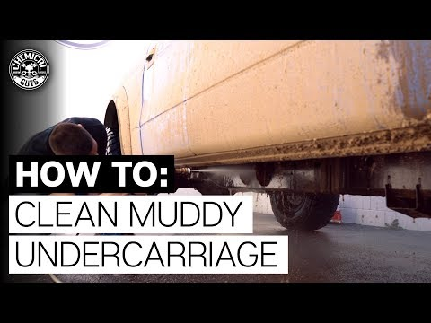 How To Clean Dirty Off-Road Truck Undercarriage: Raptor! - Chemical Guys