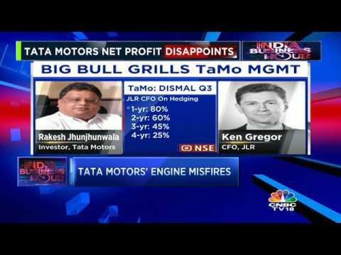 Tata Motors Q3 Disappoints: Big Bull Jhunjhunwala Grills Management