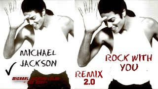 Michael Jackson - Rock With You [Funky ReMix #2] HD