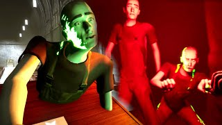 Tall Poppy - Horror Game Where A Tall Man Jumpscares You Many Times & DOES NOT dab on you