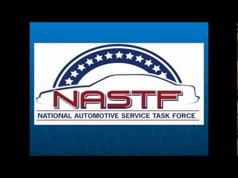 NASTF-Spring 2012 ASE Industry Education Alliance