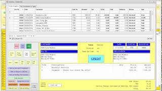 BILLMASTER Software - Invoice Registry
