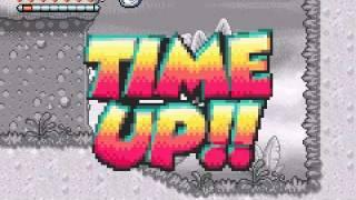 Wario Land 4 HM Bonus #3: Time Up!!
