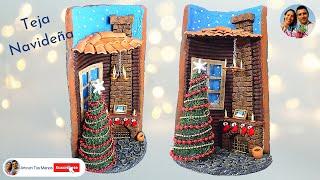 Teja Navideña, Casa de Santa Claus