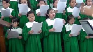 20161225. Mừng Chúa Giáng Sinh. 01.Ca Đoàn Sêraphim - Ca Nhập Lễ