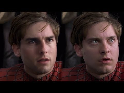 Tom Cruise / Spider-Man DeepFake [VFX Comparison]