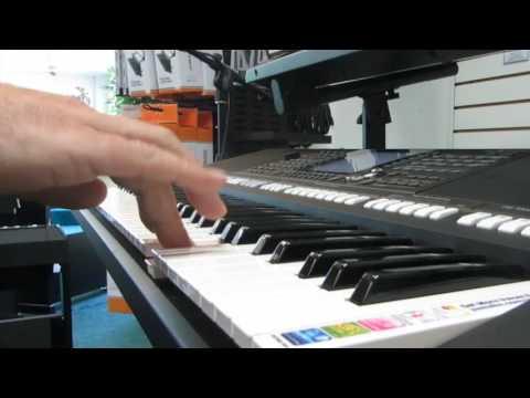 Yamaha Arranger - Fun With MIDI Files -