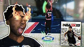 NBA 2K19 In-Depth Dribbling , Shot Meter , Shooting, Badges & More! HEAVILY CONTESTED GREENS ARE OUT
