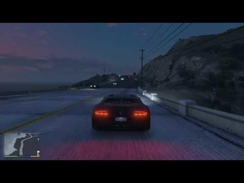 [#3] Grand Theft Auto V!!! Test drive della Bugatti Veyron!!!