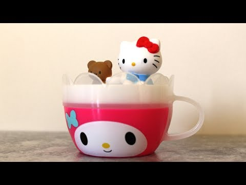 Download Youtube: Hello Kitty Tea Cup | McDonalds Hello Sanrio Happy Meal Toy