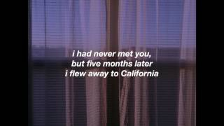 cami - i wrote my first song and this is it // lyrics