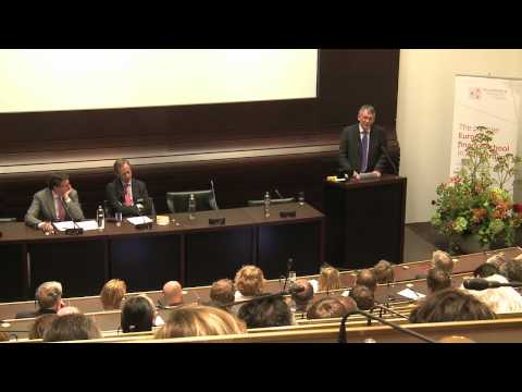 "Duisenberg school of finance - Public Debate ""Will the Greeks kill the Euro?"""