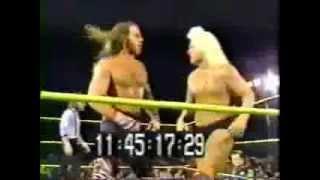 Shawn Michaels vs. Buddy Landel