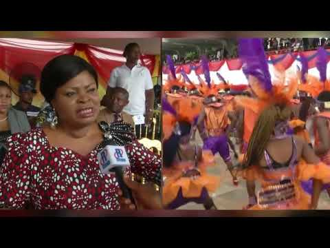 RAVE ART AND CULTURE: Lagos Carnival 2015