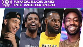 LIVE: Watch Nets vs. Lakers Pregame With Famous Los, Peeweedaplug