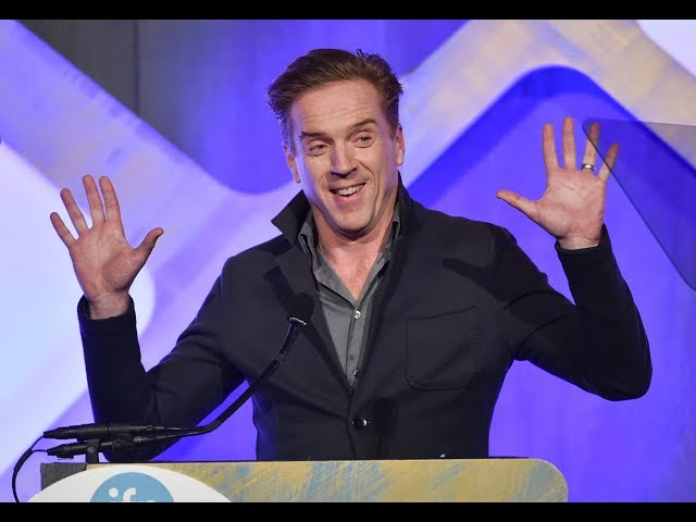 """Billions"" and ""Homeland"" star Damian Lewis will portray the late Toronto mayor Rob Ford in a new film. But writer-director Ricky Tollman says the film ""Run This Town"" is not a biopic. (The Canadian Press)"