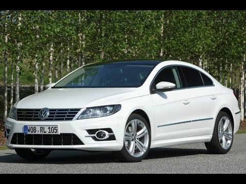 2015 Volkswagen CC Start Up and Review 2.0 L Turbo 4-Cylinder