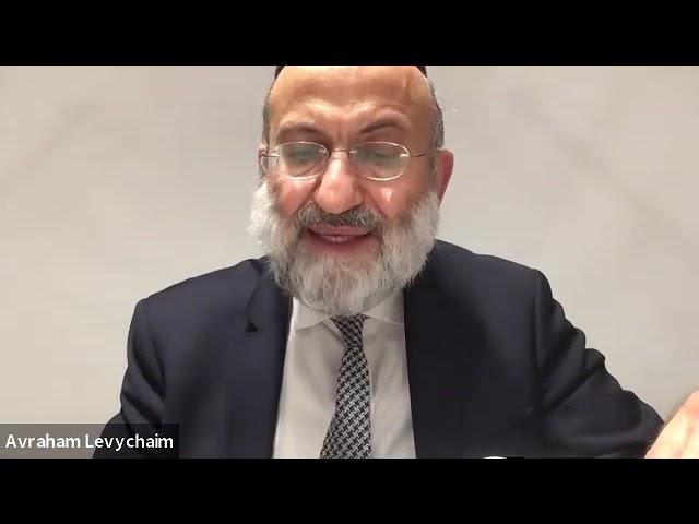 Birkat Yotzer - Blessing Hashem in Four Stages of Life - Tefilla