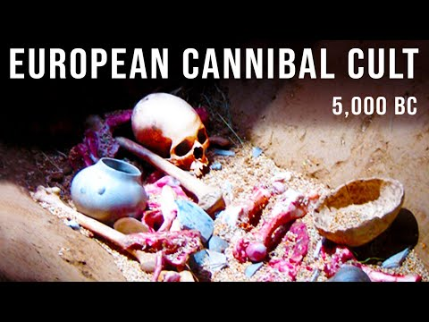 Cannibals of Neolithic Europe | Ancient History Documentary (5000 BC)