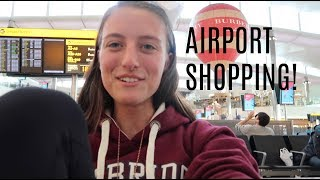 BUYING DESIGNER LUGGAGE AT THE AIRPORT | 8/5/17