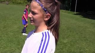 CZ5-Letni Obóz Szabełów-Iskra Kochlice-Głuchołazy 2019-Trening Poranny Dzień Drugi-Akrobatyka-Stacje