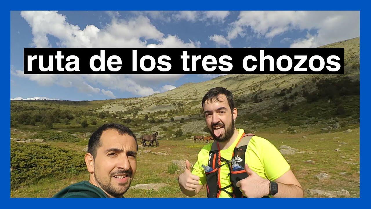 RUTA de los TRES CHOZOS #TeamYayos