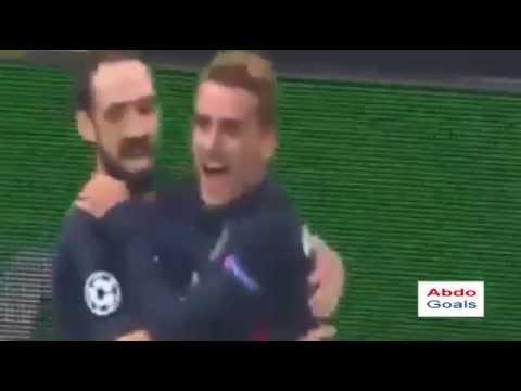 Atletico Madrid vs Galatasaray 2-0 All Goals (Champions League 2015)