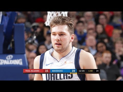 Portland Trail Blazers vs Dallas Mavericks - Full Highlights | Feb 10, 2019 | 2018-19 NBA Season