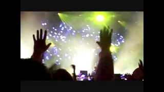Tiësto (feat. Dinand van Kane + Hardwell) @ Breda Live 4/5