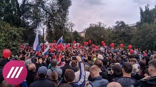 От Петропавловска-Камчатского до Новосибирска: как задерживали участников протестных акций