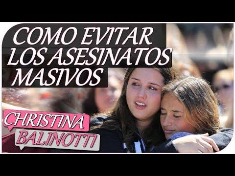 COMO EVITAR LOS ASESINATOS MASIVOS. CARACOL RADIO