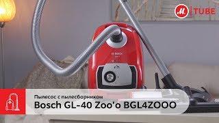 обзор: Пылесос Bosch BGL4ZOOO