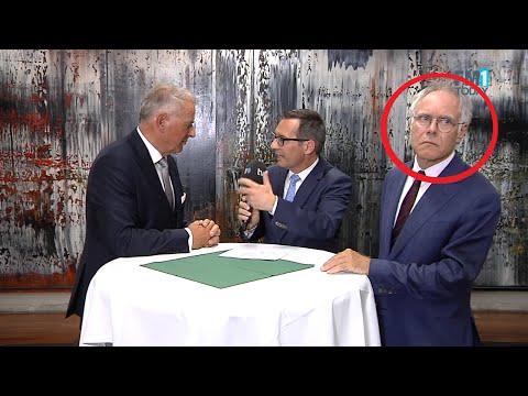 Gelangweilter Moritz Leuenberger | Initiative Grüne Wirtschaft | Easyvote | Swissinfo
