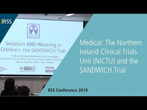 Medical: The Northern Ireland Clinical Trials Unit (NICTU) and the SANDWICH Trial