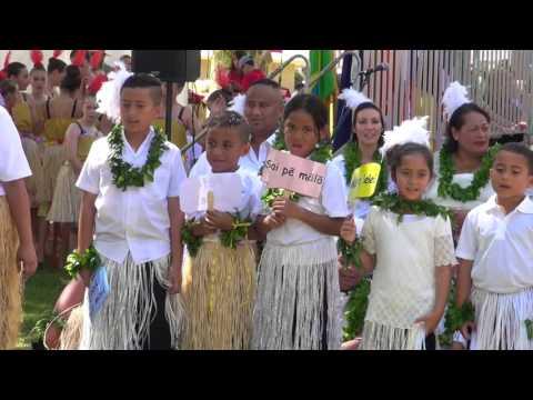 Cowra Festival Carnival 2016 - Sydney Tongan Language Item #6