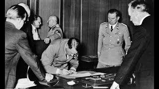 Тайны истории. Мюнхенское соглашение