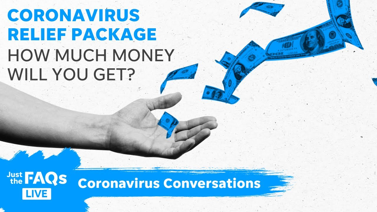 How much money families will get from stimulus | Coronavirus Conversations