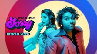 SORRY (Official Video) Simar Dorraha   MixSingh   Isha Sharma   Latest Punjabi Songs 2021