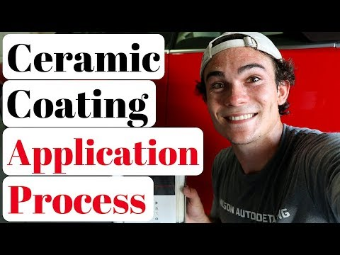 How To Apply A Ceramic Coating From Start To Finish: Step By Step!