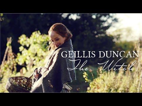 Geillis Duncan  The Witch
